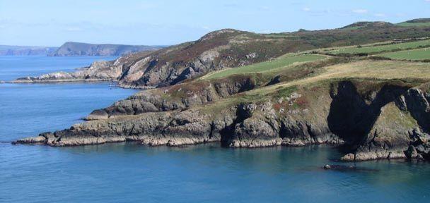 embrokeshire coast wales