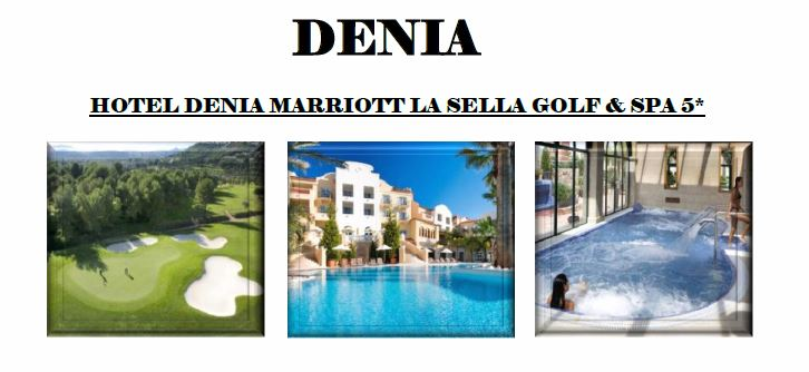 HOTEL DENIA LA SELLA GOLF & SPA 5*