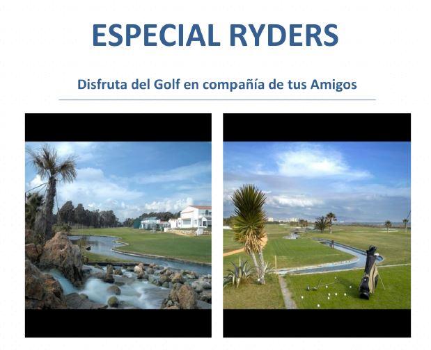 Especial Ryders Parador de Málaga