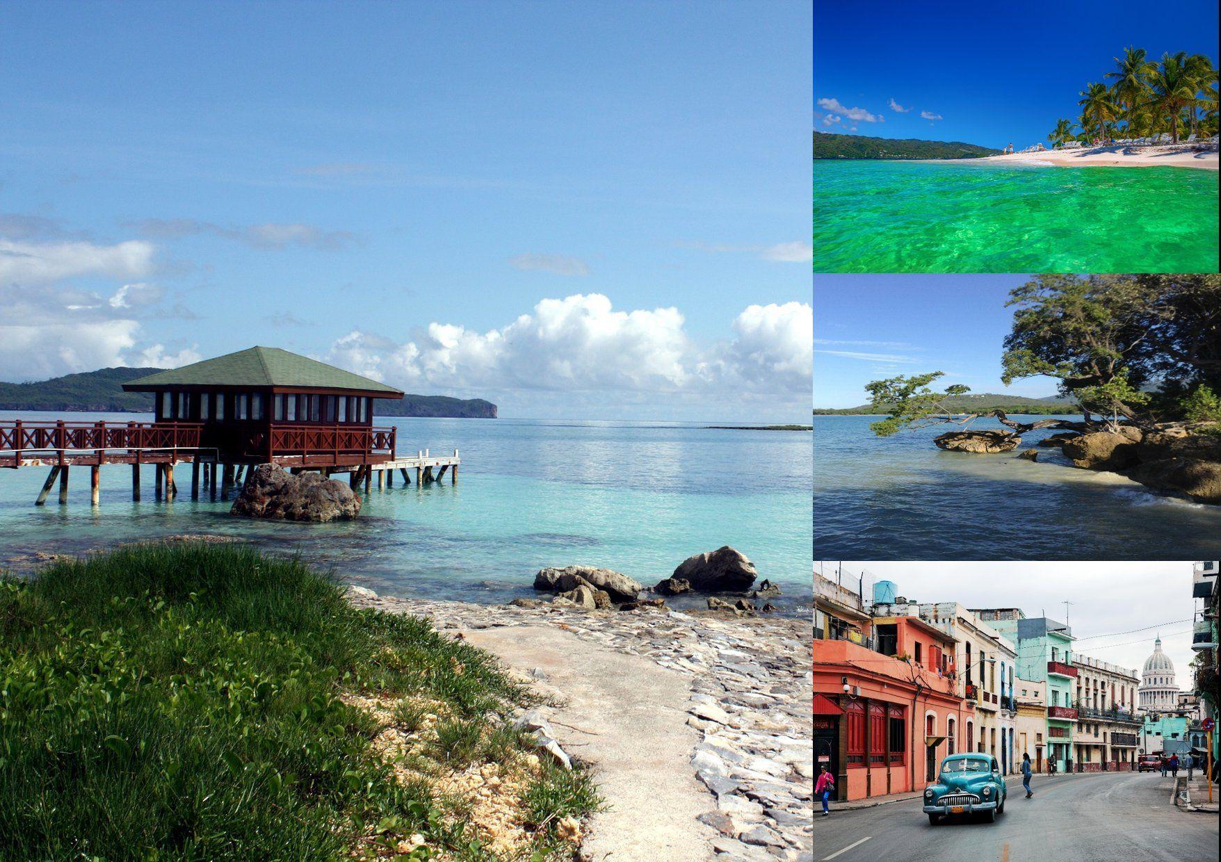 """Riviera Maya, Republica Dominicana, Jamaica, Cuba …."""