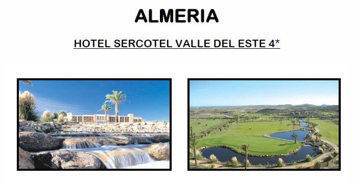HOTEL SERCOTEL VALLE DEL ESTE 4*
