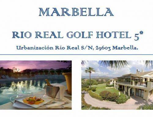 RIO REAL GOLF HOTEL 5* – MARBELLA