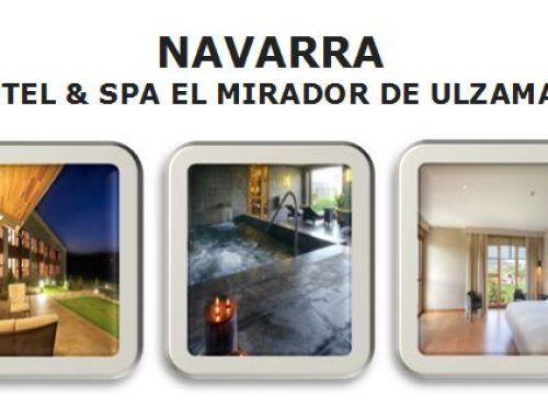HOTEL & SPA EL MIRADOR DE ULZAMA 4* – Navarra