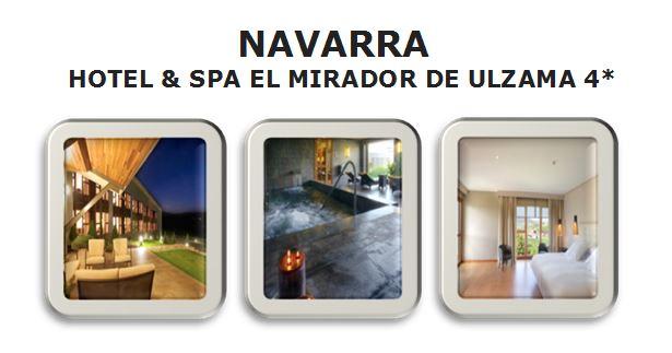HOTEL & SPA EL MIRADOR DE ULZAMA 4*