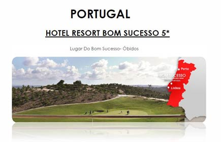 Golf en PORTUGAL