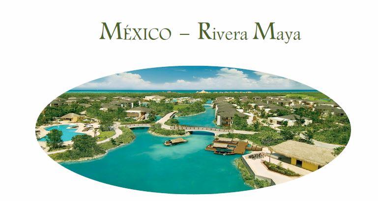 MÉXICO - Rivera Maya