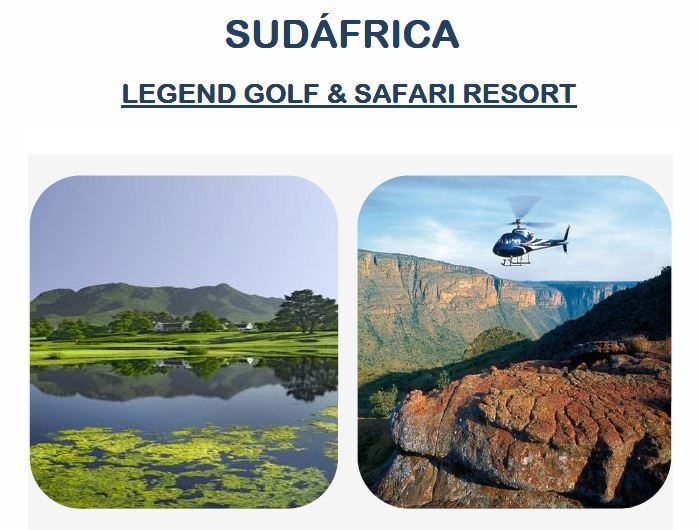 LEGEND GOLF & SAFARI RESORT